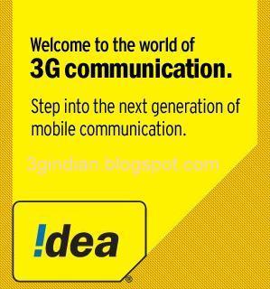 IDEA 3G Signal Goes Live In Maharashtra Goa And UP West